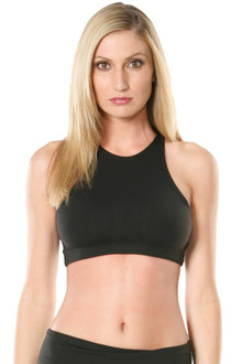 Olympic Bra - FINAL SALE - BLACK