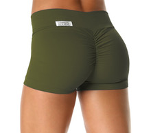 V-Band Sportband Bambola Scrunch Back Shorts - Supplex - Custom