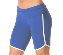 Retro Rolldown Cobra Shorts - Supplex