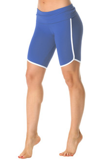 Cobra Bike Shorts Retro Rolldown Supplex