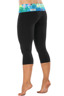 Color-foria Rolldown 3/4 Leggings