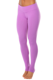 Sport Band Leggings - LILAC - LIMITED RUN - L (2 AVAILABLE)