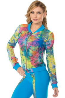 Colorforia Mesh Jacket