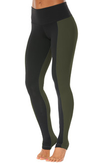 High Waist Sabé Leggings -Supplex Accent on Supplex