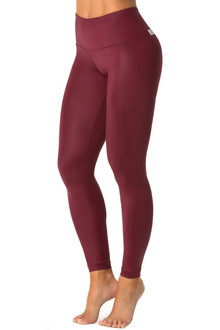 Wet High Waist Leggings
