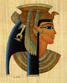 Queen Cleopatra Papyrus