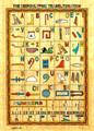 Hieroglyphic Transliteration Papyrus