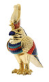 Egyptian Horus Jeweled Box - Small
