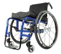 The Quickie GT - Built for Adventure The Quickie® GT™ takes lightweight wheelchair capabilities from city to trail with loads of off-road and lifestyle options.  Whether it's Monday morning or 5 o'clock on Friday, the GT will find adventure wherever it goes.
