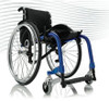 Progeo Tekna Advance. The advance in technology in recent years sees this aptly named model - Tekna Advance - offer a new level of freedom and versatility for more active users. This ultralight folding frame wheelchair with cross a cross bracing system is ideal for indoor and outdoor use.