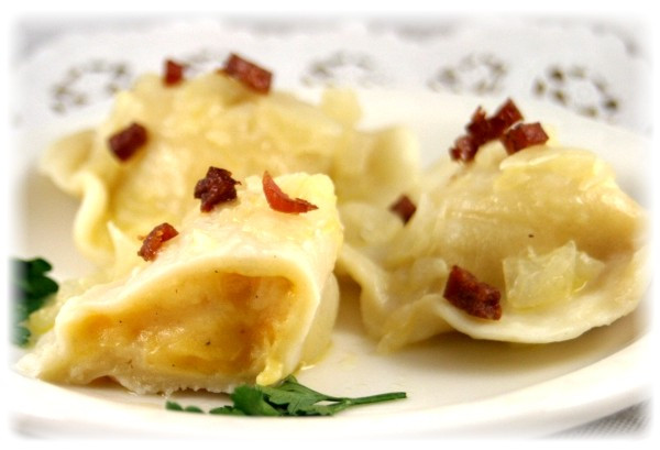 Pierogi Potato&Cheddar CheesePierogi z Ziemniakami i Serem Cheddar