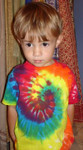 Child's Tie-Dye T-Shirt