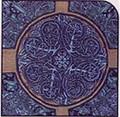 Silk Celtic Scarf/Shawl