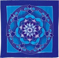 Blue Lotus Wallhanging
