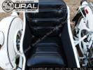 Heated Seats for Sidecar, Installed