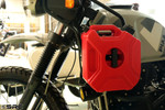 Left Fuel Can for Himalayan (Royal Enfield)