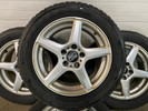USED Firestone Winterforce Tires and OZ Wheels