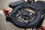 Heavy Duty Sidecar Luggage Rack