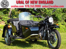 2013 Ural Patrol Black Gloss Custom