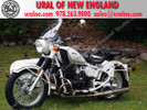 "2013 Ural Retro ""Classic"" All-White Custom"