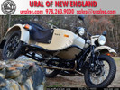 "2012 Ural Gear-Up NEW ""Sahara"" 2WD Custom"