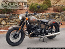 2012 Ural M70 Anniversary Edition Solo (Only 10 Made)