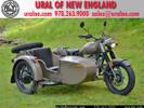 2012 Ural Retro M70
