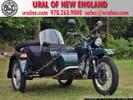 2012 Ural Patrol 2WD Woodland Green, Custom 02AL
