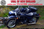 2012 Ural Patrol 2WD Midnight Blue Custom