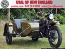 2012 Ural Patrol T Military Green Custom