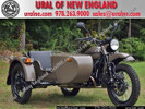 2012 Ural Patrol T 2WD Military Green Flat, Custom