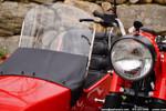 Sidecar Windshield Plexiglas