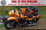 2013 Ural Gear Up 2WD Burnt Orange Custom
