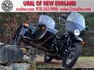 2012 Ural T in Flat Black Custom