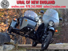"2012 Ural Gear-Up Forest Fog Custom with ""Adventure"" Package"