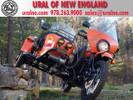 2012 Ural Yamal LE 2WD Distant Land Traveler w/Extras