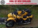 2012 Ural Gear Up 2WD Bondi Custom