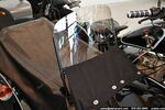 Sidecar Windshield Assembly for 2013 & Newer