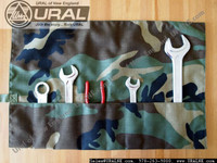 """Camo Roll Up Tool Bag """"tools not included"""""""
