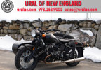 2013 Ural Retro M70 in All-Black