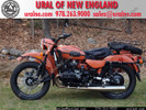2013 Ural Gear-Up 2WD Terracotta Custom