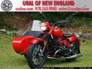 "2013 Ural Retro M70 ""Red October"" Custom"