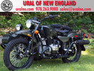 "2013 Ural Gear-Up Forest Fog with ""Adventure"" Package"