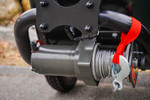 Electric Winch System for Ural