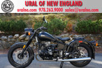 2013 Ural Retro Solo M70 Flat Black Custom