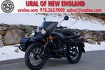2013 Ural Gear-Up 2WD Flat Black Custom