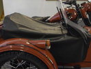 Vinyl Sidecar Cover for Luxury Seat, fits 2013 and Newer Models