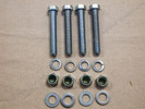 Hardware Kit for Rear and Front Tow Hook brackets