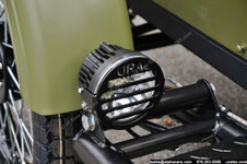 LED Sidecar Fender Light