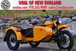 2015 Ural cT Burnt Orange